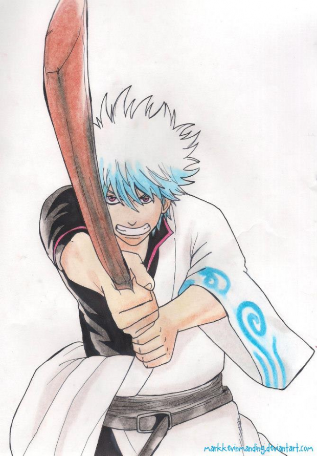 Sakata Gintoki