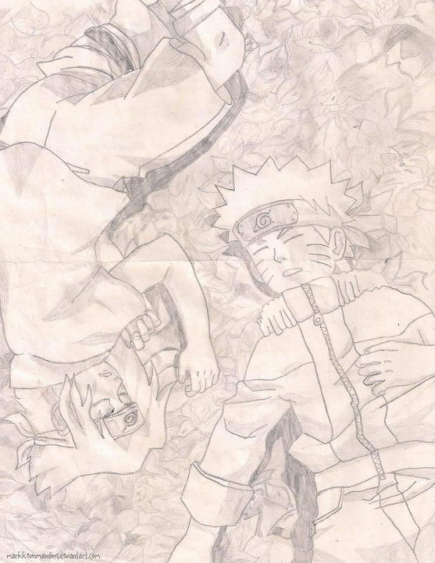 Naruto x Sasuke