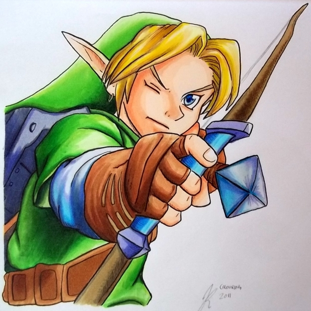 Link Colouring To Ikemarth