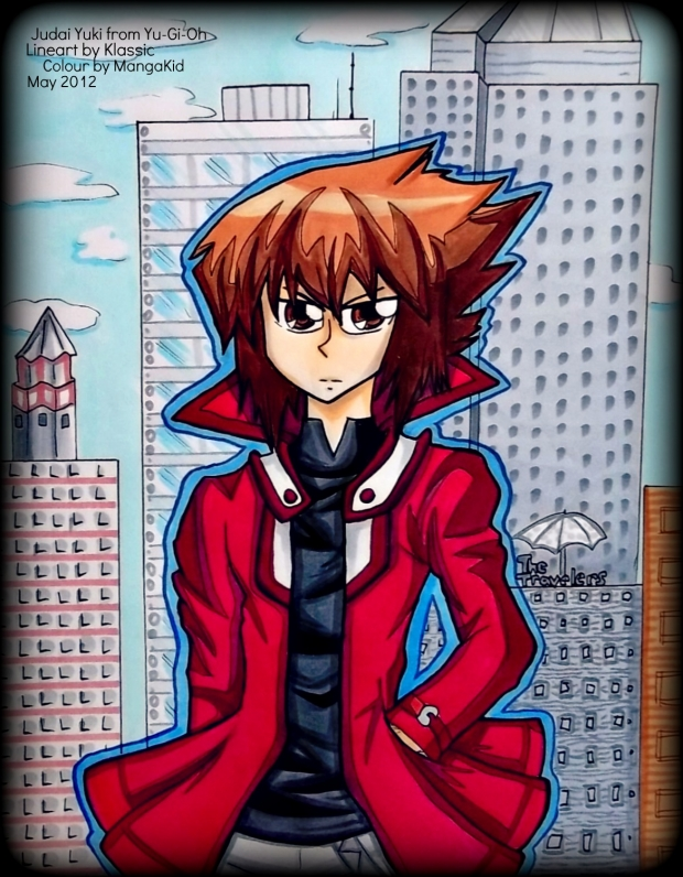 Judai-Art Trade with Klassic