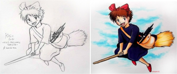 Kiki-Kiki's Delivery Service
