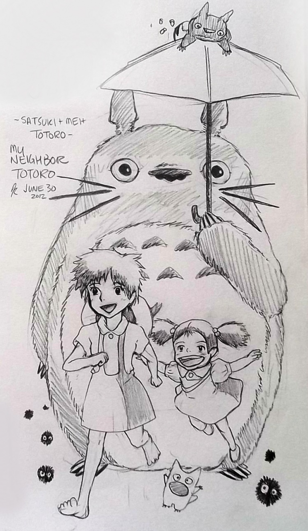Groupie-My Neighbor Totoro