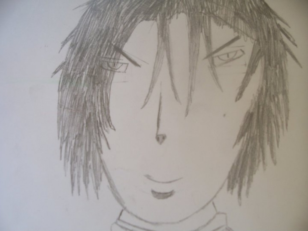 My first drawing ever