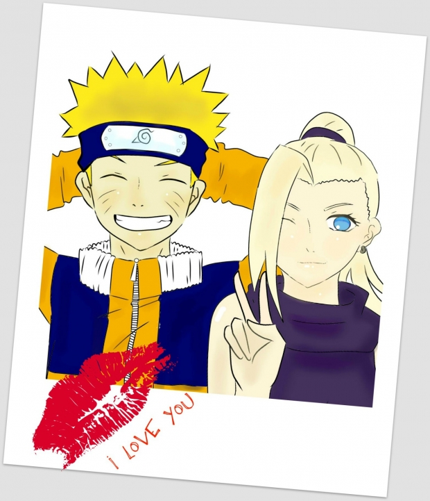 Naruto X Ino