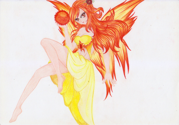 Fire Fairy