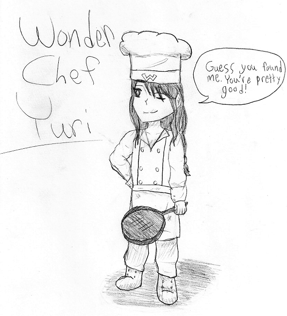 Wonder Chef Yuri