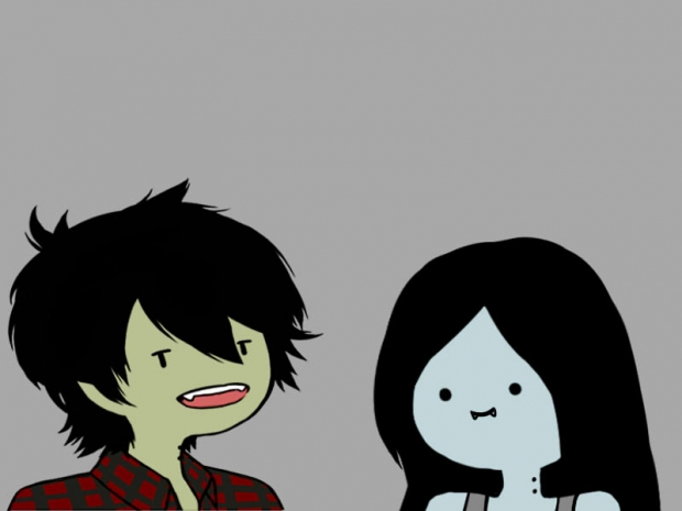 Marcelince and Marshall Lee