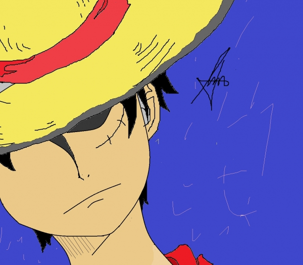 Luffy Post-Timeskip