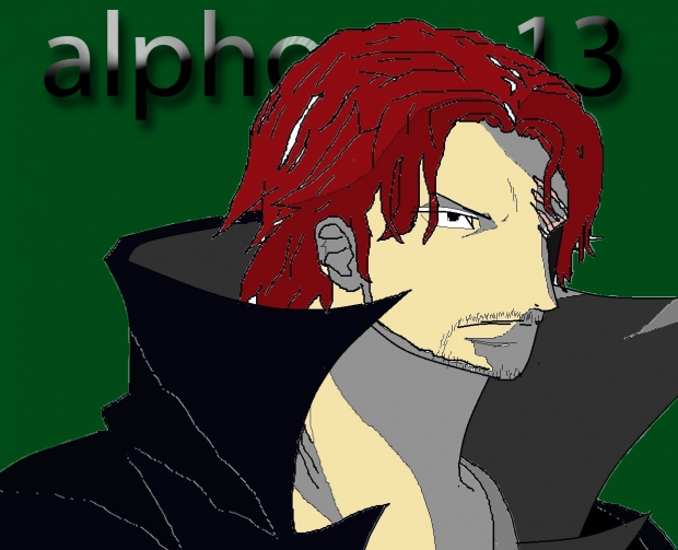 """Red-Haired"" Shanks II"