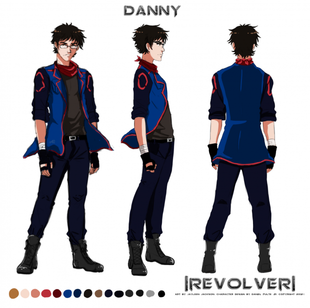 Danny Turnaround Sheet