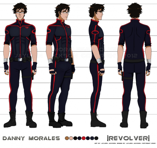 Danny's Final Turnaround Sheet