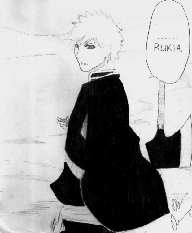 Bleach - Ichigo Back Again!
