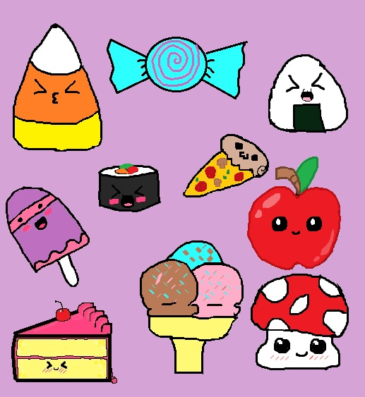 Kawaii food~