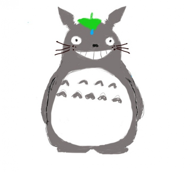 Totoro!