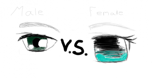 Male V.S. Female