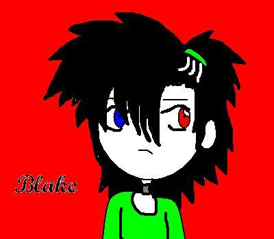 Blake the oc of the Death Room
