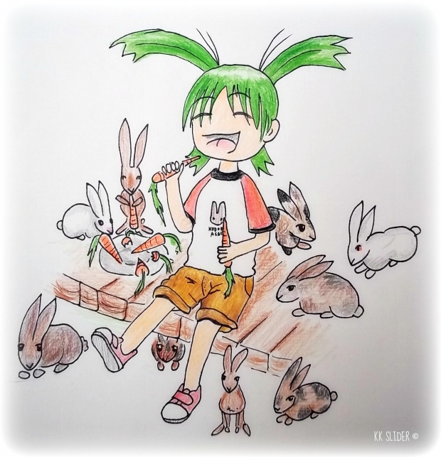 Bunny Yotsuba