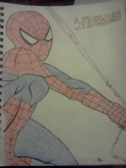 Again with Spidy