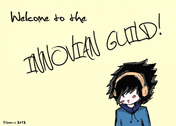 Welcome to the Innovian Guild!