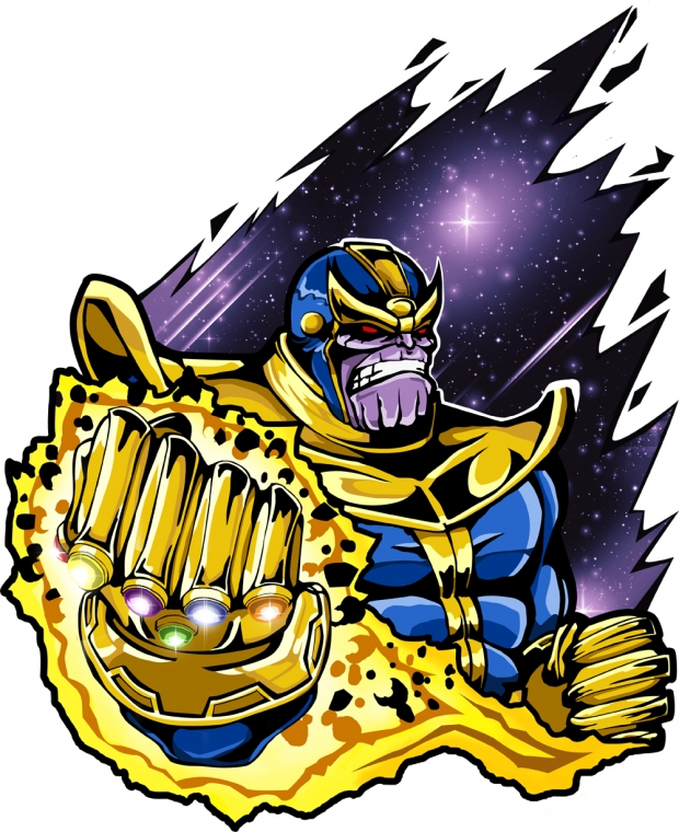 Thanos of Titan