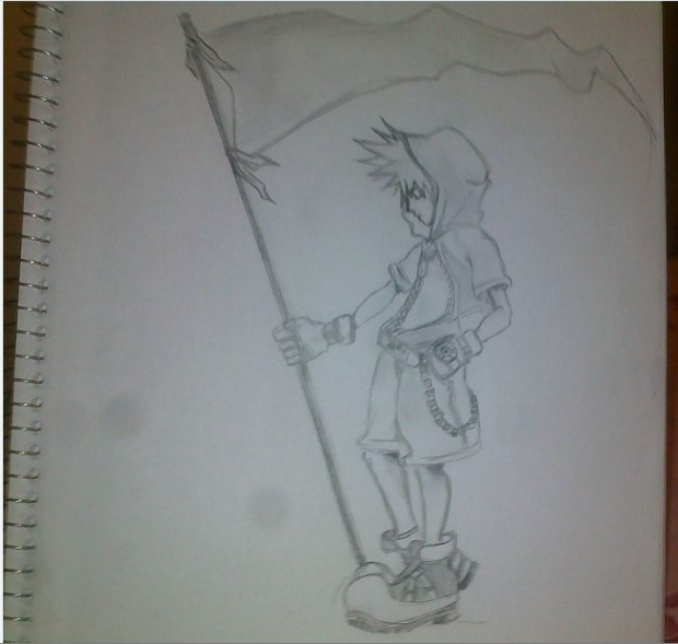 Kingdom hearts : Sora