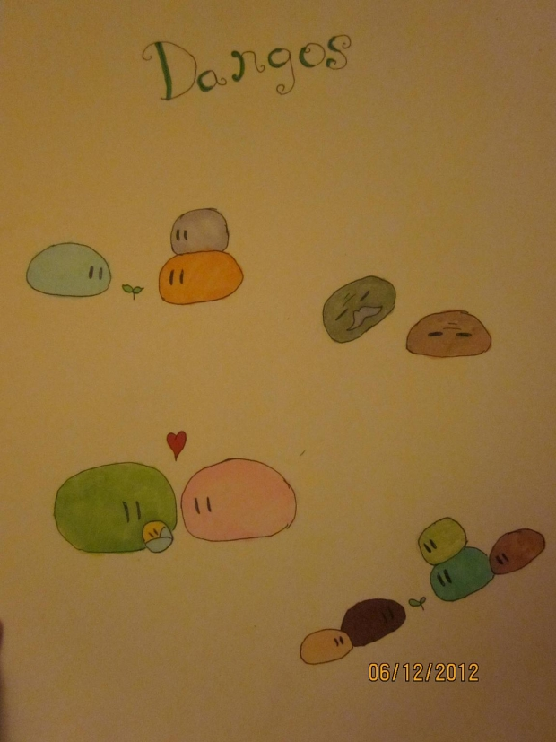 Dango Family