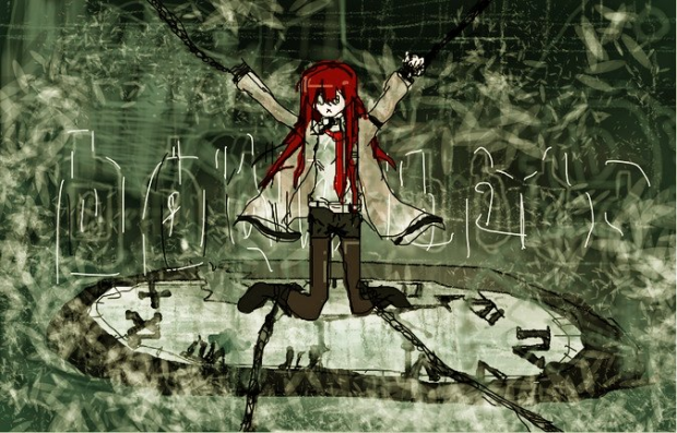 Makise Kurisu