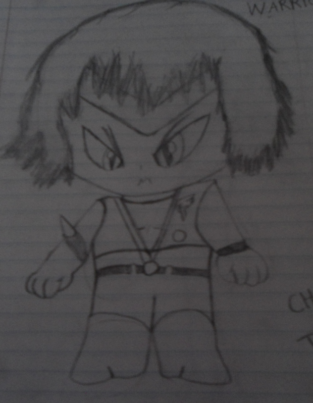 Chibi Trash - 1990: The Bronx Warriors