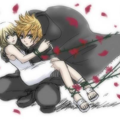 Namine and Roxas