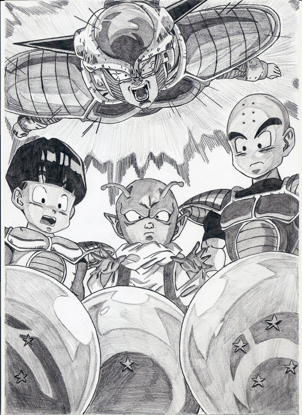 Raging Frieza