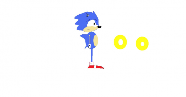 Sonic And the rings