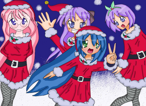 Merry Christmas from Lucky Star!