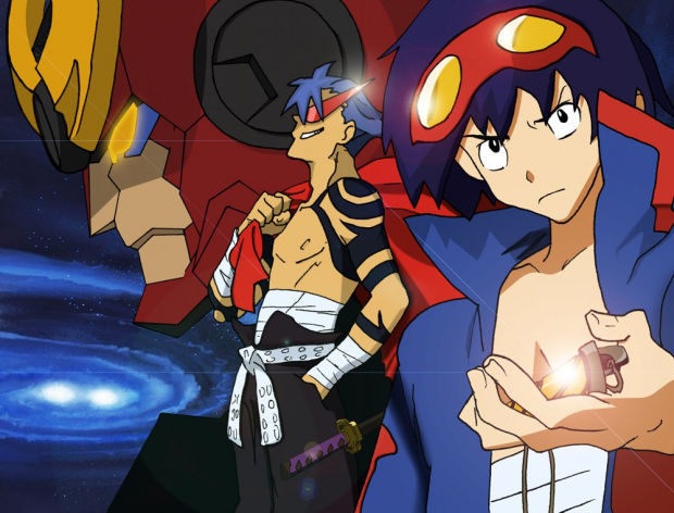 Gurren Lagann- True Brothers
