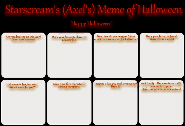 Halloween Meme Base