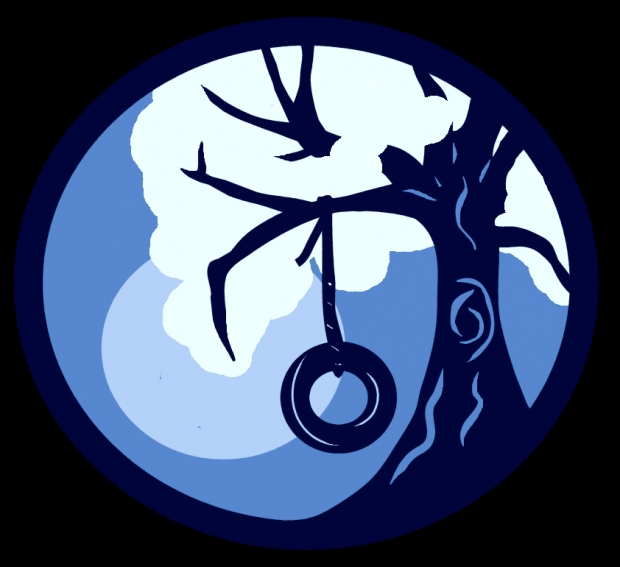 Tree and Swing Logo