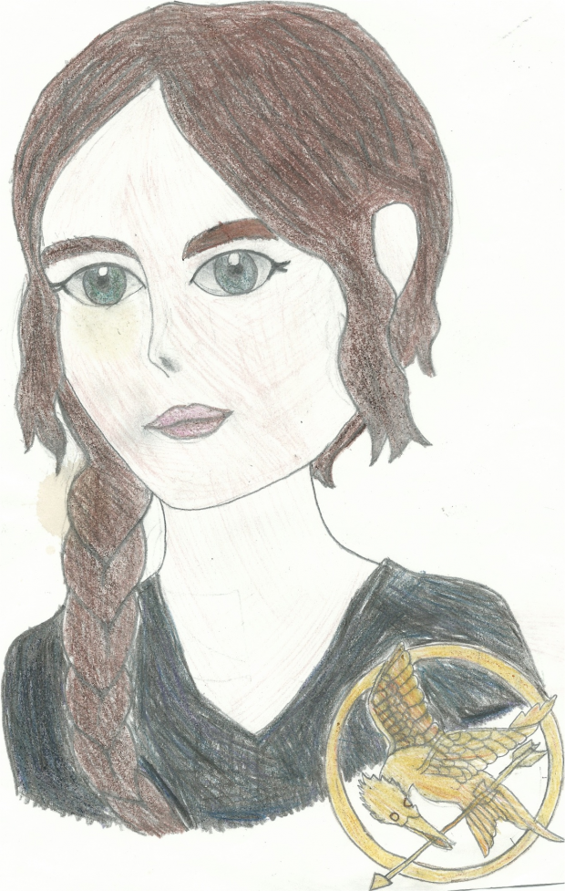 Katniss (my manga version)