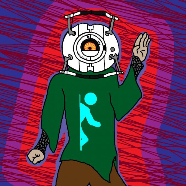 Space Core Person