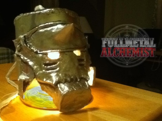 Alphonse Elric Helmet