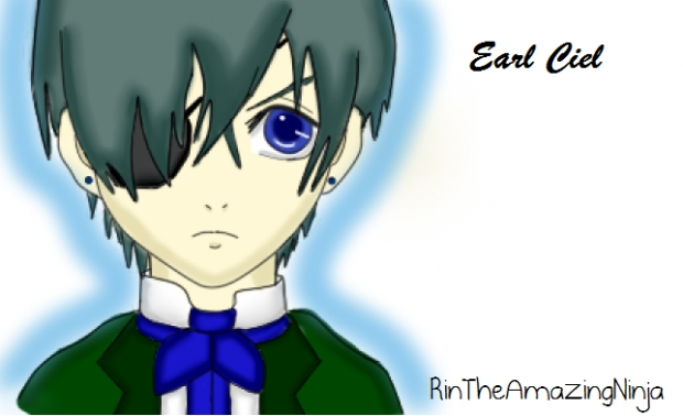 The Earl -  Ciel Phantomhive