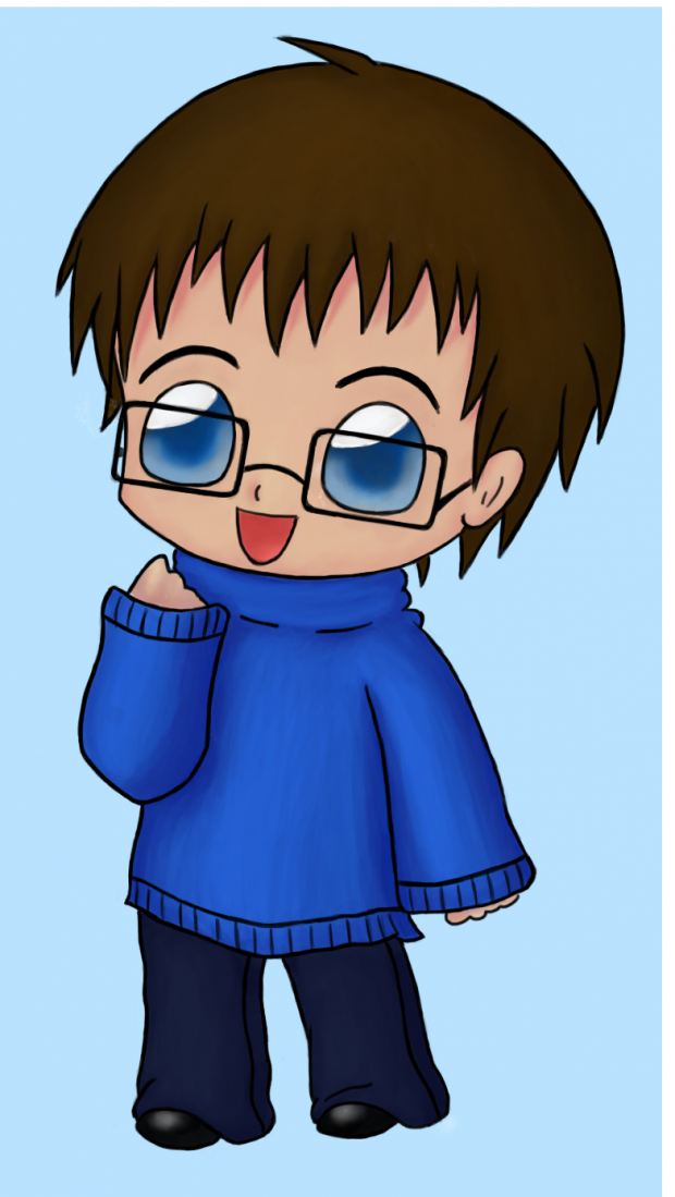 Uhm.. Chibi!! :P