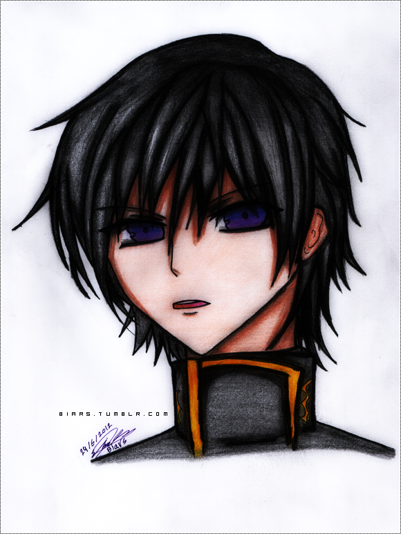 Code Geass - Lelouch