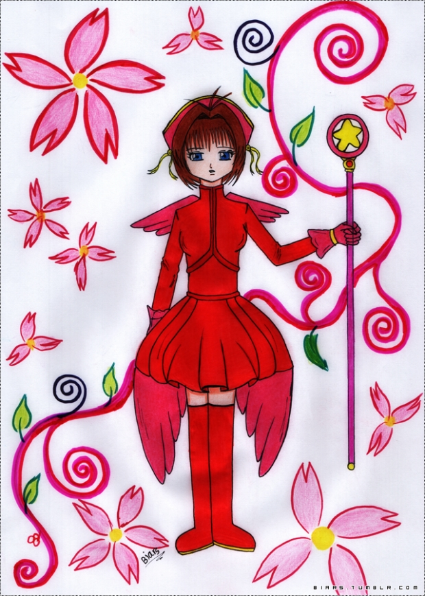 Card Captor Sakura - Sakura