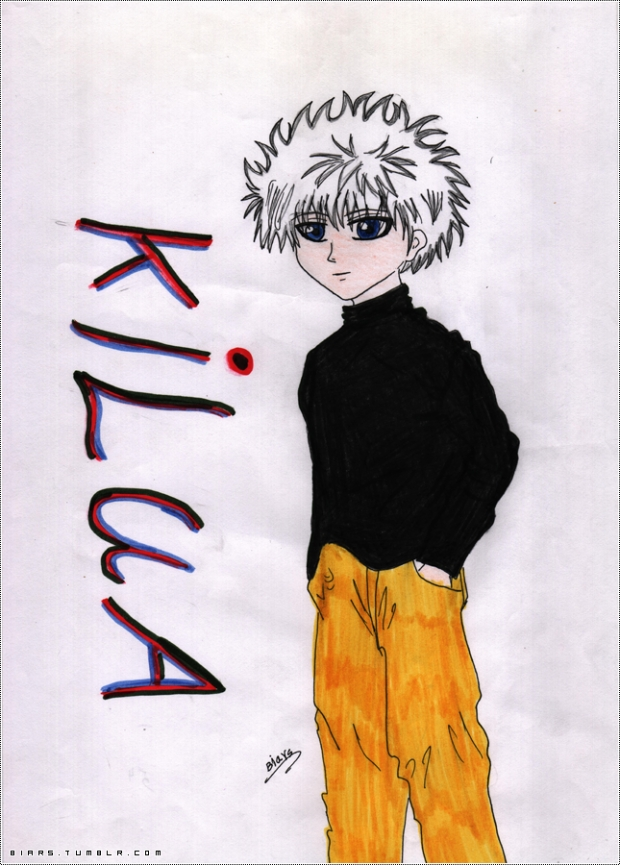 Hunter X Hunter - Killua