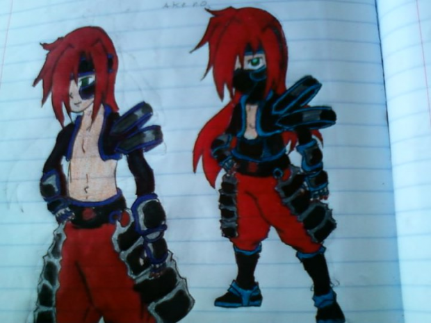 Child Syn twin blade mode