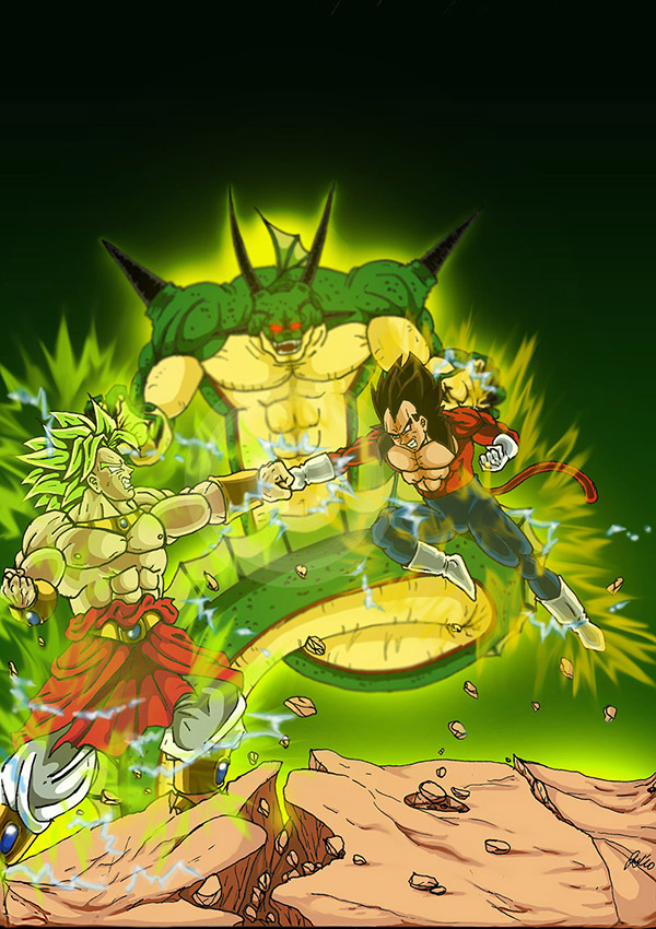 Dragon Ball X second cover