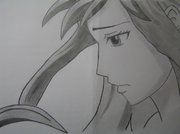 Erza Sad