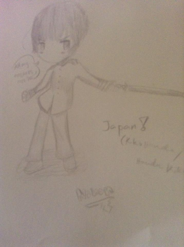 Chibi Japan......