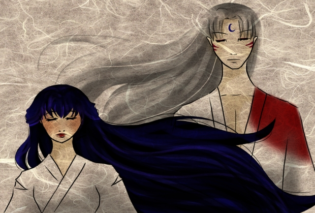 Sesshomaru + Kagome