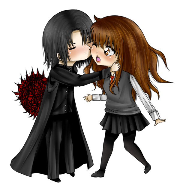 GrangerSnape - Valentine's Day 2012