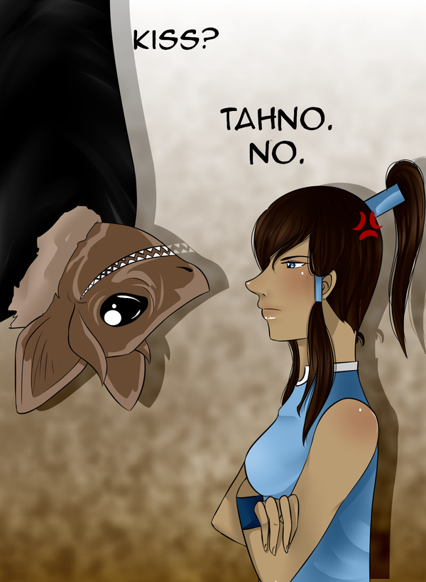 Tahnorra - Kiss, Please?